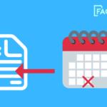 ¿Cómo hacer una factura con fecha anterior?