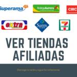 Instrucciones y listado de tiendas para pago de Facturama