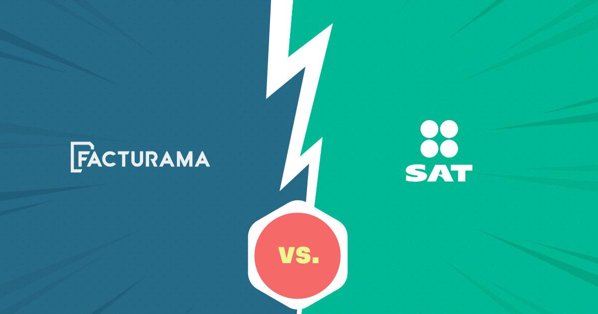 facturama-vs-sat