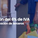 Retención del 6% de IVA 2020 SAT ¿A quién aplica? Ejemplos