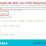 CFDI Relacionado ▶ 📷