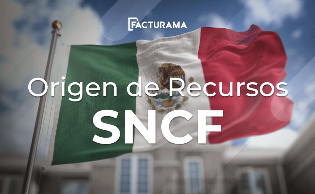 Origen de recursos SNCF