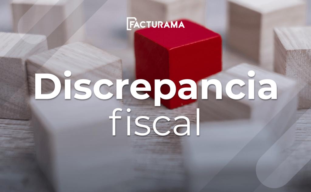 resolver discrepancia fiscal