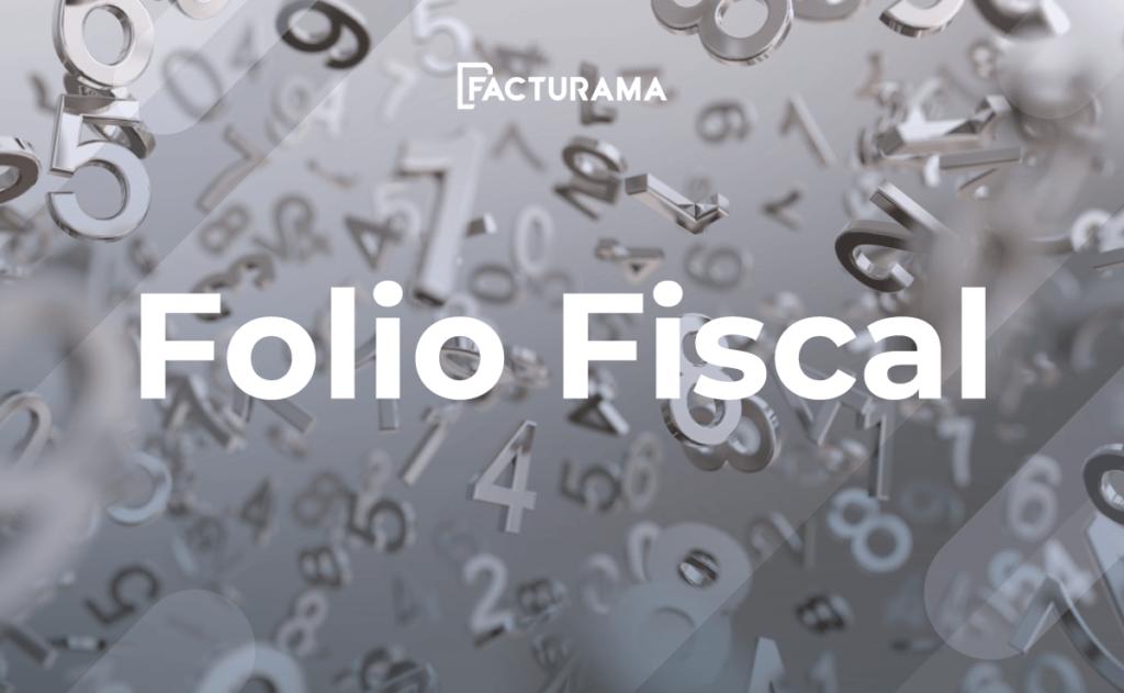 folio fiscal sat