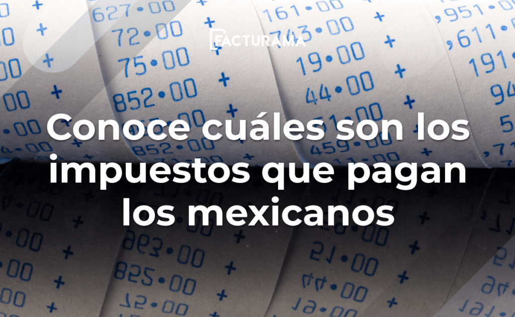 pago e impuestos mexico